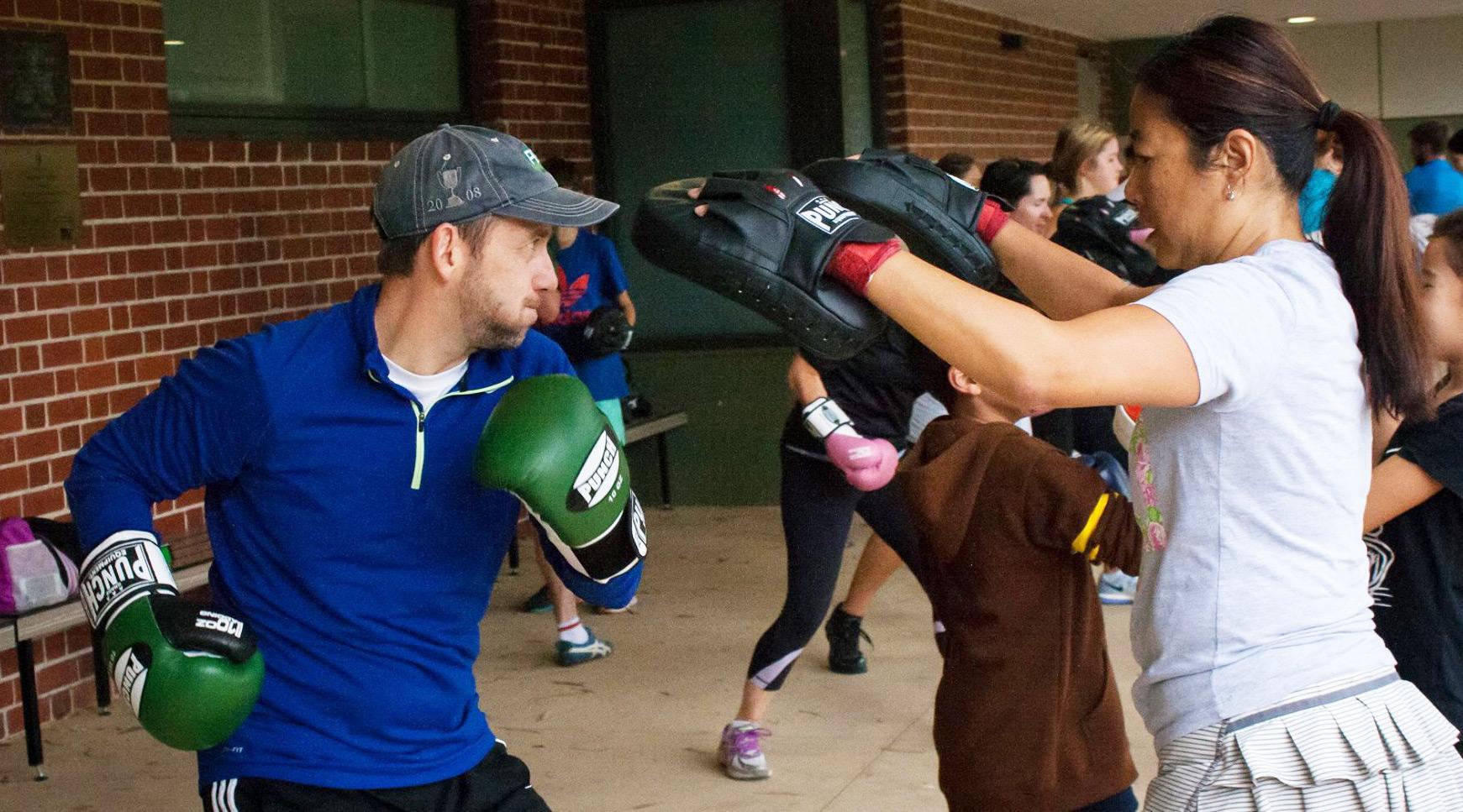 Boxing Kew