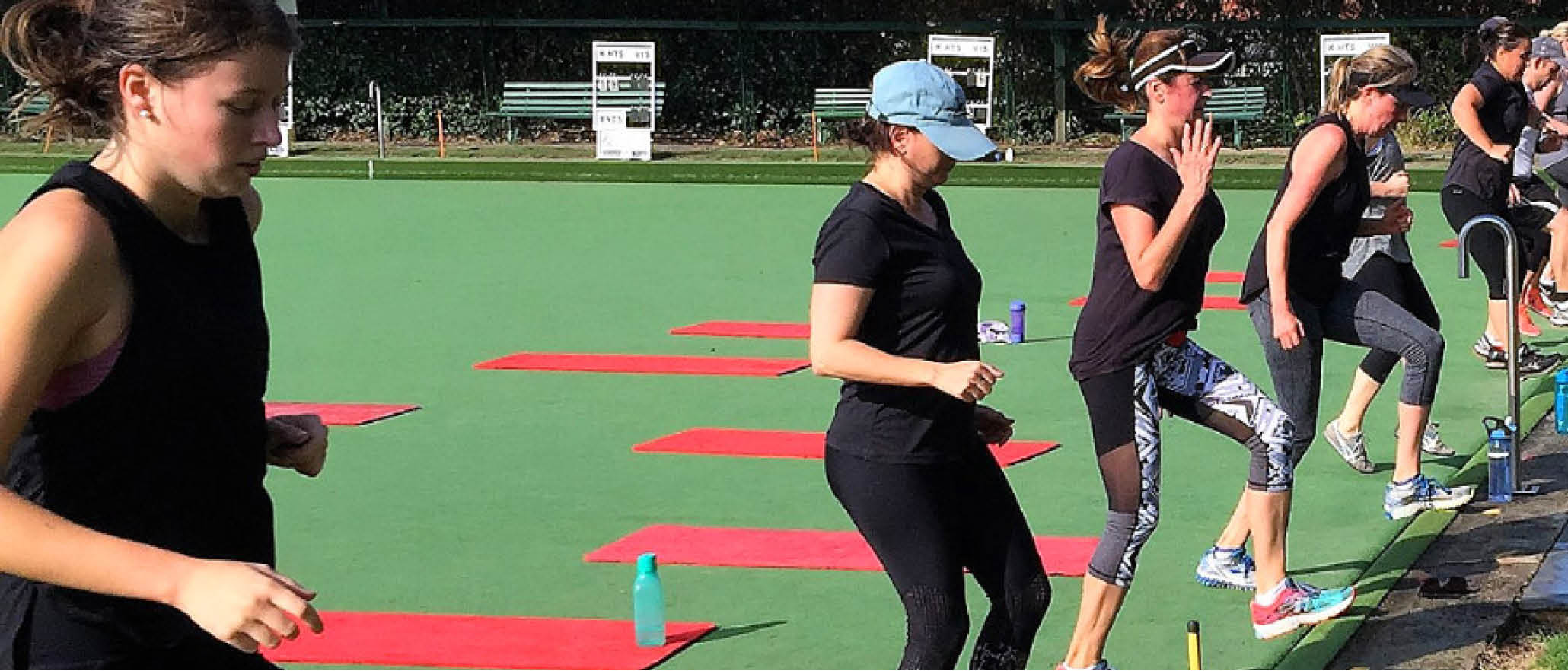 Outdoor Bootcamp Kew